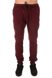 Штаны спортивные Mystic Sunset Pants Red Wine