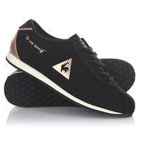 Кроссовки женские Le Coq Sportif Wendon Syn Nubuck Black/Rose Gold