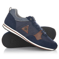 Кроссовки Le Coq Sportif Bolivar Craft Denim/Suede Dress Blue
