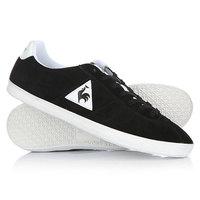 Кеды кроссовки низкие Le Coq Sportif Foot Origin Suede Black