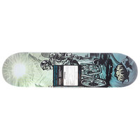 Дека для скейтборда для скейтборда Footwork Progress Skull Ribakov 31.6 x 8 (20.3 см)