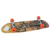 Скейт мини круизер Footwork Complete City Cruiser Skull 7.87 x 30.8 (78.2 см)