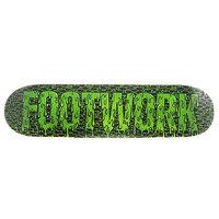 Дека для скейтборда для скейтборда Footwork Original Zombie 31.3 x 7.87 (19.9 см)