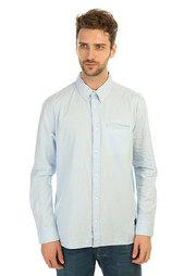 Рубашка DC Oxford Ls Light Blue