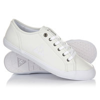 Кеды кроссовки низкие Le Coq Sportif Deauville Plus Lea Optical White