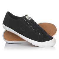 Кеды кроссовки низкие Le Coq Sportif Worker+ Cvs Black