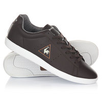 Кеды кроссовки низкие Le Coq Sportif Courtone Winter Chambray Reglisse
