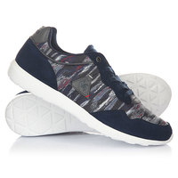 Кроссовки Le Coq Sportif Dynacomf Cft Cloud Jacquard Dress Blue