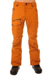 Штаны сноубордические Quiksilver Swords Pant Pumpkin Spice