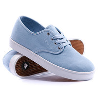 Кеды кроссовки Emerica Laced Blue/White/Gum