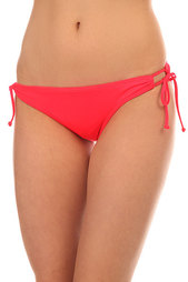 Трусы женские Billabong Low Rider Sol Sear. Red Hot