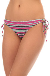 Трусы женские Billabong Low Rider Sol Sear. Bright Plum