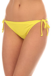 Трусы женские Billabong Slim Pt Sol Searcher Yellow Fluo