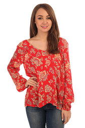 Топ женский Billabong Distant Roads Top Hibiscus