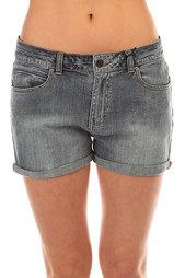 Шорты джинсовые женские Billabong Elvis 2 Used