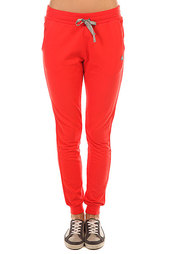 Штаны спортивные женские Le Coq Sportif Lotula Comfort Pant Heather Bright Red