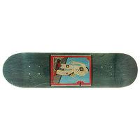Дека для скейтборда для скейтборда Absurd SSS 2 Blue 32 x 8.125 (20.6 см)