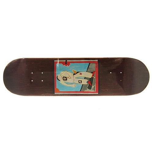 Дека для скейтборда для скейтборда Absurd SSS 2 Purple 32 x 8.125 (20.6 см)