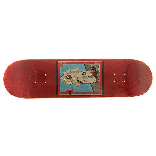 Дека для скейтборда для скейтборда Absurd SSS 2 Pink 32 x 8.125 (20.6 см)