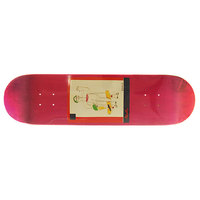 Дека для скейтборда для скейтборда Absurd sss 1 Pink 32 x 8 (20.3 см)