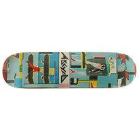 Дека для скейтборда для скейтборда Absurd Paint 1 Multi 32.25 x 8.5 (21.6 см)