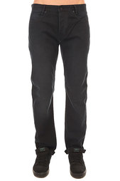 Джинсы прямые Billabong Fyfty Straight Leg Black Overdye