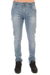 Джинсы узкие Billabong Slim Outsider Denim Vintage Blue