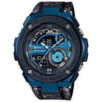 Электронные часы Casio G-Shock Gst-200cp-2a Black/Blue