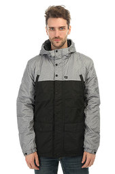 Куртка K1X Fullcourt Mountain Parka Grey/Black