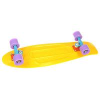 Скейт мини круизер Penny Nickel 27 Yellow 7.75 x 27 (68.6 см)