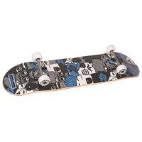 Скейтборд в сборе Fun4U Super People Multi 31 x 7.6 (19.3 см)