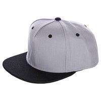 Бейсболка Neff Kenny Corpo Grey Black White