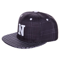 Бейсболка Neff Rad Plaid Black
