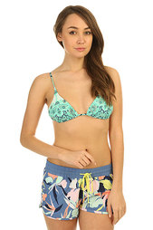 Бюстгальтер женский Billabong Triang. Beach Beauty Washed Jade