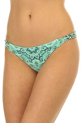 Трусы женские Billabong Tropic Beach Beauty Washed Jade