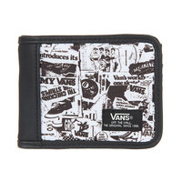 Кошелек Vans Exter Wallet Checkered Past