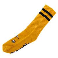 Носки высокие Toy Machine Betard Fooser Mustard
