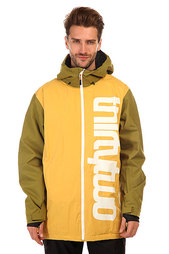 Куртка Thirty Two Shiloh 2 Jacket Gold