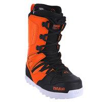 Ботинки для сноуборда Thirty Two Light 14 Black/Orange