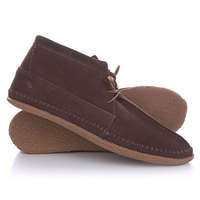 Ботинки низкие Emerica Hopi Mid Dark Brown