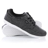 Кеды кроссовки низкие Etnies Dory Grey/Black