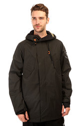 Куртка Thirty Two Deep Creek Parka Black/Black