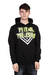 Кенгуру Metal Mulisha Seep Po Fleece Black