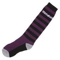 Носки высокие женские Thirty Two Cedar Rock Sock Purple