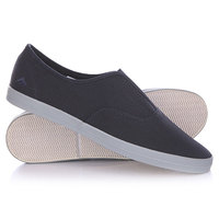 Слипоны Emerica Hobo Navy/Grey