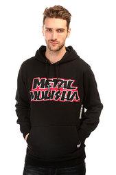 Толстовка кенгуру Metal Mulisha Consistent Black