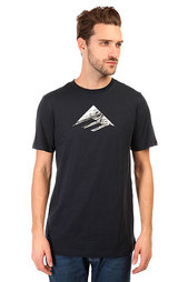 Футболка Element Triangle Fill 12.0 Tee Navy/Silver