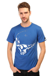 Футболка Metal Mulisha Air View Tee Blue