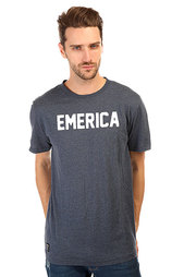 Футболка Emerica Standard Issue Tee Navy