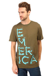 Футболка Emerica Guilded Tee Military